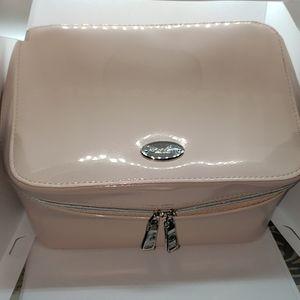 Coach fragrance cosmetic bag
